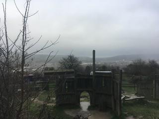 City Farm view of Bath