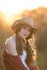 1M8A9046 (mozzie71) Tags: teen 13yo auusie star dancer model actress sunset summer sun glow golden cute cowgirl cowboy hat