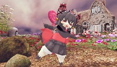 ʕ ᵔᴥᵔ ʔ (donutelf2018) Tags: kawaii secondlife sl fairytale cute alice virtual world 可愛い 猫