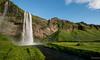 Seljalandsfoss 2 (einisson) Tags: seljalandsfoss waterfall water river mountain sky suðurland grass iceland ísland outdoor landscape nature einisson canon70d