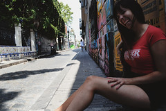 BREN (Lu_Indu) Tags: friend serrano portrait portraits palermosoho palermo buenosaires street streetphoto stranger things strangerthings girl smile smiling love cute beauty