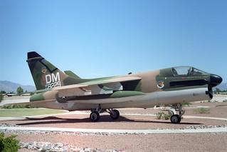 68-8229 LTV A-7D Corsair II United States Air Force