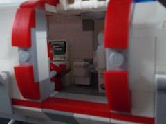 Mobile Rescue Coordination Centre (SaurianSpacer) Tags: lego moc qtron spacerescue febrovery spacerover mobileheadquarters space