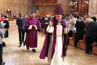Los Angeles Archbishop José H Gomez