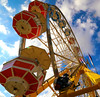 "Take me on up to the top (Darrell Colby "" You Call The Shots "") Tags: top ferriswheel ride westernfair fair londonontario ontario canada darrellcolby"