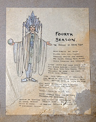 Forth Season Costume Design (Madison Historical Society (CT-USA)) Tags: madisonhistoricalsociety madisonhistory mhs madison conn connecticut ct connecticutscenes country usa newengland nikon nikond600 d600 bobgundersen old historical history museum jitneyplayers woodlandgardenplays barntheatre theplaybarn interesting image outside outdoor exterior photo picture places people performer costume shoreline shot scene scenes bostonpostroad route1 flickr design art constancegrenellewilcox constancewilcoxpignatelli princess alicekeatingcheney