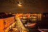 Moonlight over Porec (fotofrysk) Tags: moonlight harbour boats pier obalamarsalatita marsalatitaquay bars pubs restaurants buildings architecture croatia porec istria dalmatiancoast sigmaex1020mmf456dch nikond7100 201710040277