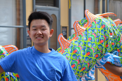 Chinese Dragon and Lion Parade 2018