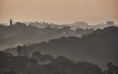 Misty Sunrise at Calonge (TorstenHein) Tags: hein fujifilm xt2 fuji xf55200 sunrise sonnenaufgang nebel silhouette calonge katalonien catalunya catalonia spain spanien umrisse mittelmeer landschaft landscape
