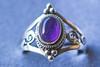 My favorite ring (WillemijnB) Tags: ring jewel jewelry amethist amethiste amethyst purple lilac 7dwf