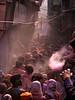 DSCF7513a (yaman ibrahim) Tags: holifestival bankebiharitemple vrindavan fujifilmxh1 xh1 colorfestival india mathura