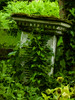 Under and Over (grown) (Steve Taylor (Photography)) Tags: art digital memorial brown green yellow black stone uk gb england greatbritain unitedkingdom london plant flora foliage ivy texture cemetery cemetry creeper gravestone grave graveyard headstone highgate highgatecemetry overgrown