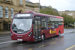 Transdev Burnley Bus Company 606 SN64CTE (Will Swain) Tags: burnley 7th october 2017 lancashire lancs north west bus buses transport travel uk britain vehicle vehicles county country england english transdev company 606 sn64cte