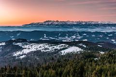 IMGP1790 (TomaszMazon) Tags: tatry gorce beskidy sunrise mountains