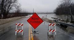 2018_0113Saco-River-Flooding0001 (maineman152 (Lou)) Tags: flooding icejam heavyrain warmweather snowmelt roadclosed weather badweather winterweather crazyweather nature naturephoto naturephotography january maine