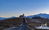 Church at Snæfelsness national park (jornvk) Tags: snæfellsnes church iceland winter view mountains