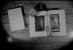 Mouvement de l'air (Franck Huet) Tags: leica m3 trix 400320 d76 kodak leitz summarit analogic analogique argentique blackwhite noirblanc bw nb book livre naturemorte volute volutes fumée smoke