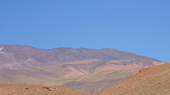 136 Blick ins Gebirge  - mountain view (roving_spirits) Tags: chile atacama atacamawüste atacamadesert desiertodeatacama désertcôtier küstenwüste desiertocostero coastaldesert