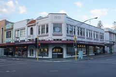 Napier (Neil Pulling) Tags: newzealand nz napier hawkesbay pacificocean napiernewzealand artdeco earthquakerebuilding 1931hawkesbayearthquake 1933