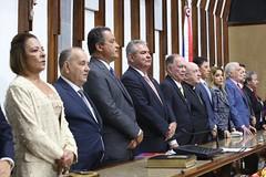 Abertura dos trabalhos da Assembleia Legislativa da Bahia. (Presidência Alba) Tags: alba angelo coronel rui costa abertura dos trabalhos foto sandra travassos