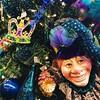 Mardi Gras Tree - 1 (booboo_babies) Tags: mardigras christmastree colorful ornament 2018 fattuesday lubbocktexas
