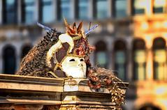 Abbandono ... (Gio_guarda_le_stelle) Tags: venezia venice carnival carnevale maschera tristezza malinconia