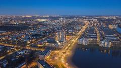 DJI_0219-HDR Bkl (keesoosterwijk) Tags: mavic mavicpro drone mavicdrone nightphotography nightshots rotterdam hdr hdrphotography roffa 010 prinsenland
