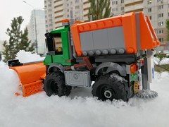 21IMG_20180217_162733 (maxims3) Tags: lego city 60083 snowplough truck снегоуборочная машина traffic обзор review