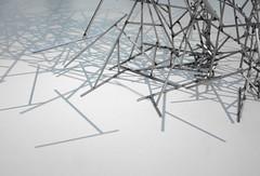 Quantum Cloud (Don Claudio, Vienna) Tags: edelstahl stainless steel 2000 wow heidi horten collection mq museums quartier museum wien vienna leopold kunst art skulptur