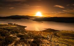 Loch Sealg Sunset (Impact Imagz) Tags: southlochs isleoflewis outerhebrides westernisles hebrides hebrideanlight hebrideanskies hebridean scotland visitscotland sunset cloudsstormssunsetssunrises sealoch lochsealg cloudscapes lemreway