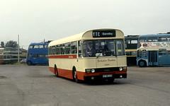 humb - ytc preserved 386 stc 7-1991 JL (johnmightycat1) Tags: bus leyland sandtoft yorkshiretraction