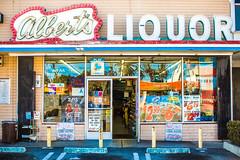 Albert's Liquor (Thomas Hawk) Tags: albertsliquor america california liquorstore losangeles southerncalifornia usa unitedstates unitedstatesofamerica neon fav10 fav25