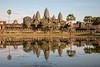 Angkor Wat (Erik Strahm) Tags: water seasia2017 reflection khmer ruins houseofworship buddhisttemple angkorwat siemreap cambodia kh