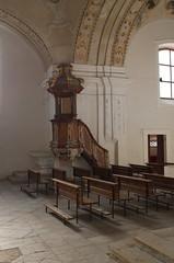 IMGP3900 (hlavaty85) Tags: křešice kostel navštívení panny marie church kazatelna pulpit