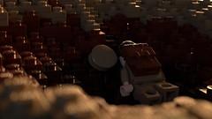 Lego WW1 No Mans Land (Ballistic Bricks) Tags: ww1 lego war bricks toy toys battle