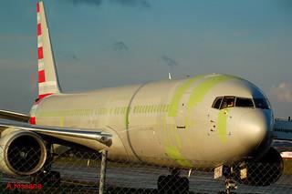 CARGO AIRCRAFT MANG B767 N387AM