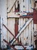 20180216-0106 (www.cjo.info) Tags: edinburgh europe europeanunion leith leithwalk mzuiko m43 m43mount manderstonstreet microfourthirds olympus olympusmzuikodigital17mmf18 olympuspenepl3 olympuspenlite scotland unitedkingdom westerneurope zuiko architecture decay digital door gate iron metal paint peelingpaint rust urban