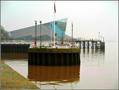 Misty River ,, (** Janets Photos **) Tags: uk riverhumber fogmist hull thedeep