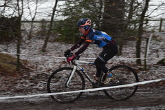 DSC_0061 (sdwilliams) Tags: cycling cyclocross cx misterton lutterworth leicestershire snow