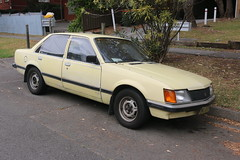 1982 Holden Commodore VH SL (jeremyg3030) Tags: 1982 holden commodore vh sl cars yellow