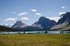 Watching the Avalanche DSL4094 (iloleo) Tags: alberta bowlake mountains scenic nature landscape avalanche nikond7000 summer canada banffnationalpark