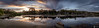 Sunset @ Glen Aplin (Dreamtime Nature Photography) Tags: sunset reflexion serenity panorama glenaplin stanthorpe qld queensland australia australie canon canon7dm2 7dmii manfrotto landscape