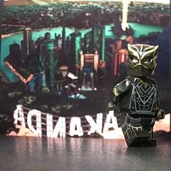 (juanrg9009) Tags: killmonger wakanda avengers blackpanther marvel customminifigures lego