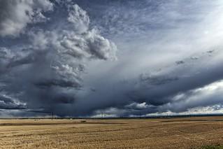 Calgary clouds