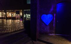 Heart (John G Briggs) Tags: toronto distillery district light fest festival sculptures public art