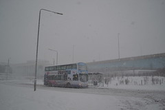 The beast hits Glasgow (18) (daniel0685) Tags: snow cold winter thebeastfromtheeast snowing snowday snowy glasgow scotland scottishwinter uk