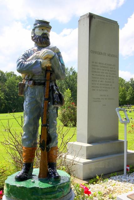 Confederate Memorial - Tullahoma, TN