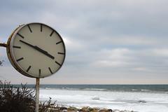 3:48 (Fraila) Tags: time watch beach bellevue nikon d600 sky ocean ice snow denmark