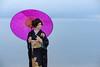 modesty (HarQ Photography) Tags: fujifilm fujifilmxseries xt2 portrait model kimono 着物 japan lakeside lake lakebiwa kipon handevision ibelux08540mmmk2