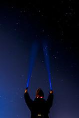 Alumbrando las estrellas (raulbbx) Tags: galaxia andrómeda planetary solarsystem nebulosa nebula crepúsculo astronomia constelaciones estrellas polar espacio cielo estrella firmamento via lactea vía láctea sol luna marte planetas larga exposición 28 11 16 tokina angular gran noche copón del frío rezo luz con pintar tierra la sun moon space mars earth milky way ufo